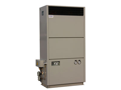 Marine self-contained air conditioner